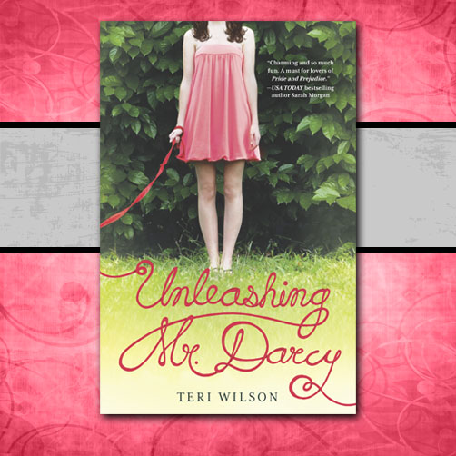 UNLEASHING MR. DARCY: In Bookstores Now!