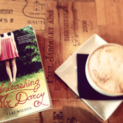 UNLEASHING MR. DARCY at the BookBar Signing